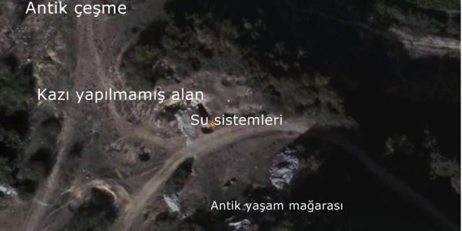 sultangazi cebeci antik sahası