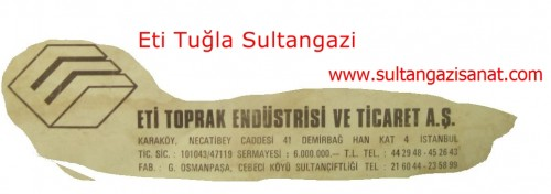 Eti Tuğla Sultangazi