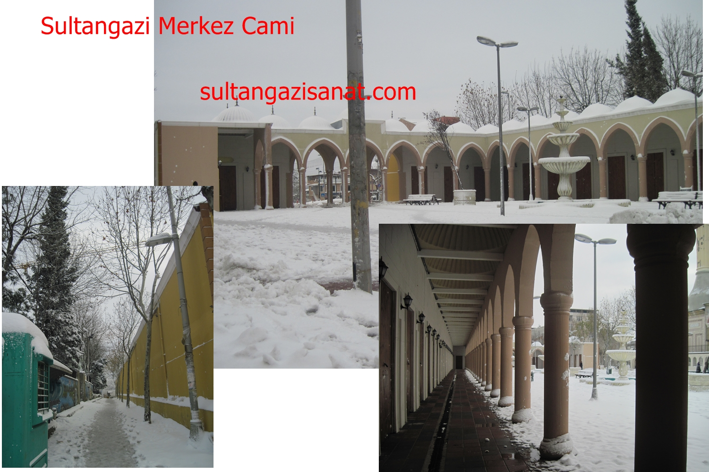 Sultangazi Merkez Cami kar2